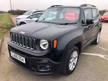 2016 Jeep Renegade 1.6 Diesel M-Jet Longitude Estate - Thumb 1