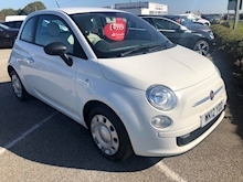 2012 Fiat 500 1.2 Petrol Pop Hatchback - Thumb 0