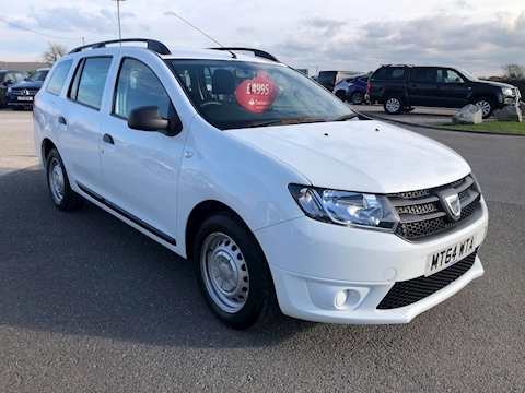 2014 Dacia Logan Mcv 1.2 Petrol Access Estate