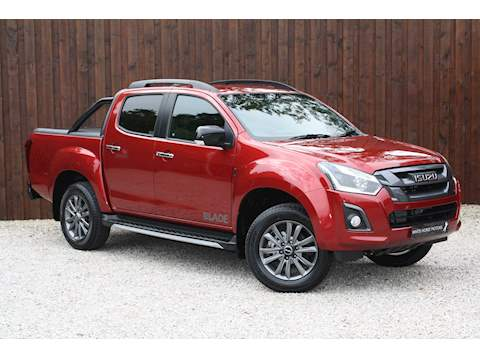 Isuzu D-Max 1.9 Blade Automatic Pick Up 1.9 Pick Up Automatic Diesel