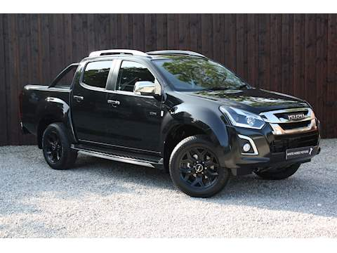 Isuzu D-Max Utah Automatic Pick Up 1.9 4dr Pick Up Automatic Diesel