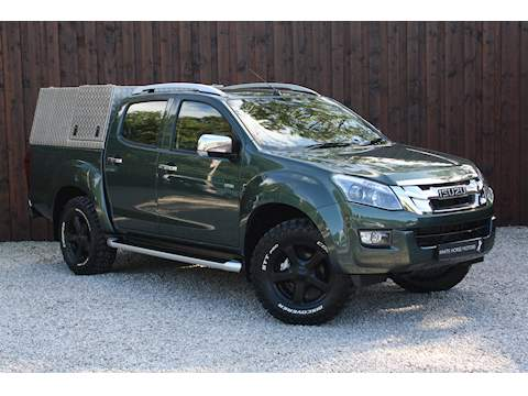 Isuzu D-Max 2.5 Utah Pick Up Manual Diesel