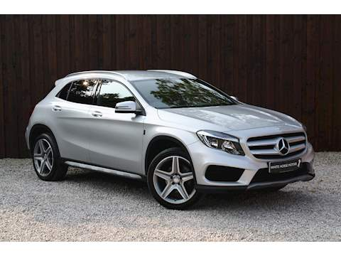 Mercedes-Benz GLA Class AMG Line 2.1 5dr SUV 7G-DCT Diesel