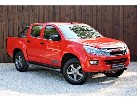 Isuzu D-Max 2.5 Fury + Pick Up