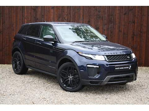 Land Rover Range Rover Evoque HSE Dynamic 2.0 5dr SUV Auto Petrol