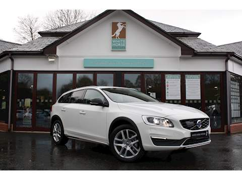 Volvo V60 Cross Country Lux Nav Cross Country 2.0 Auto Diesel