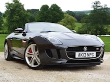 Jaguar F-Type 2013 V8 S - Thumb 0
