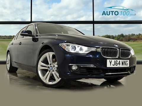 Bmw 3 Series 330D Xdrive Luxury
