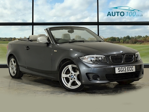 Bmw 1 Series 118I Exclusive Edition