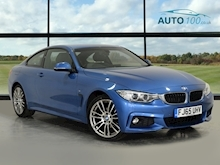 Bmw 4 Series 2015 420I Xdrive M Sport - Thumb 0