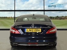 Mercedes-Benz Cls 2012 Cls350 Cdi Blueefficiency Sport - Thumb 3