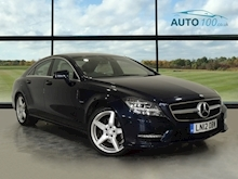 Mercedes-Benz Cls 2012 Cls350 Cdi Blueefficiency Sport - Thumb 0