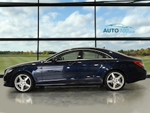 Mercedes-Benz Cls 2012 Cls350 Cdi Blueefficiency Sport - Thumb 4