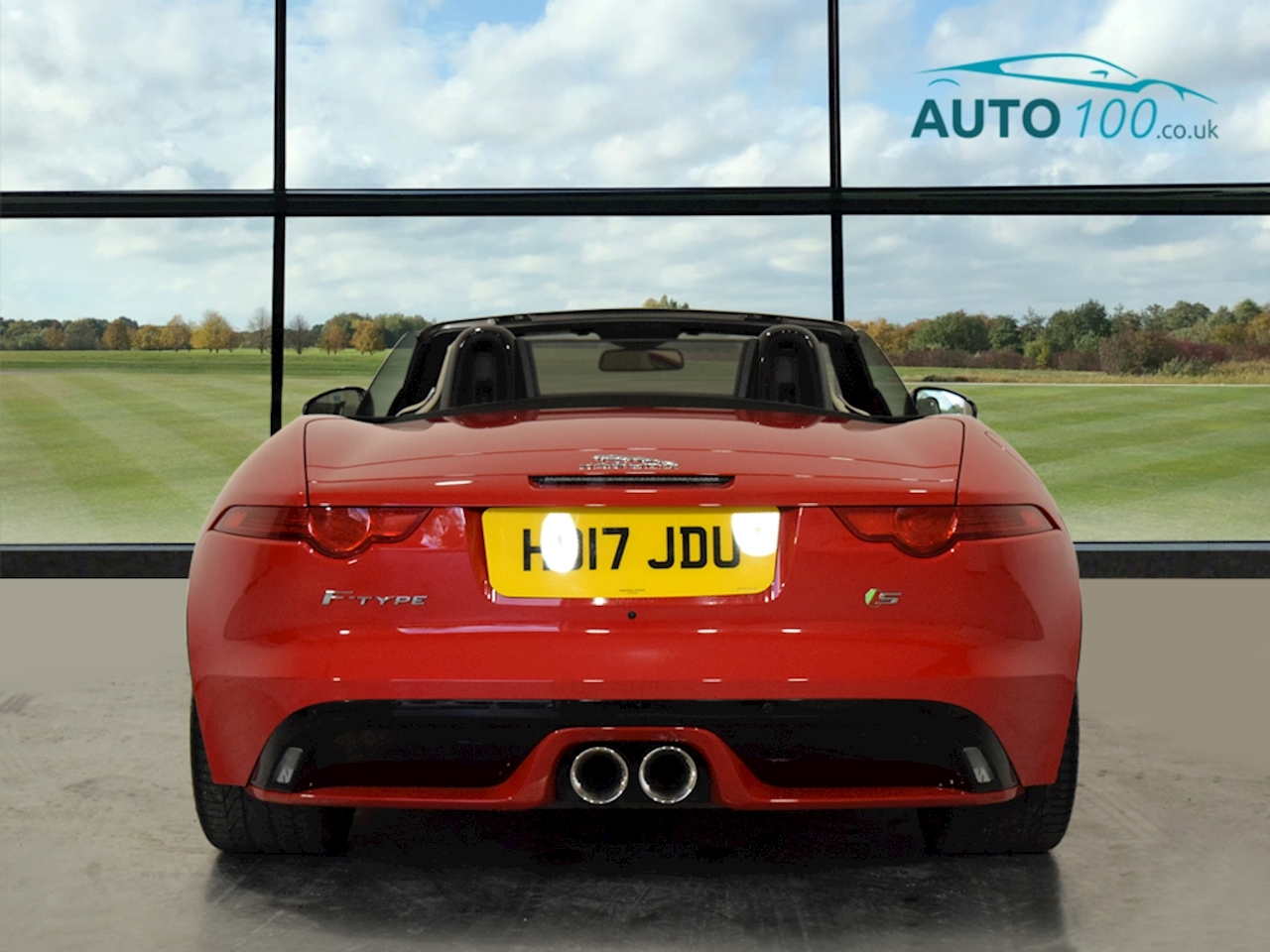 F-Type V6 S Convertible 3.0 Automatic Petrol