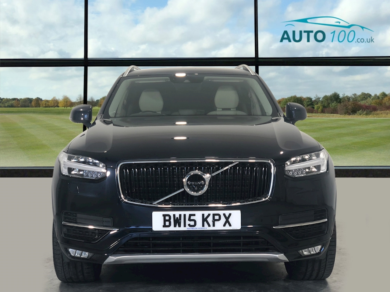 Volvo Xc90 T6 Momentum Awd Estate 2.0 Automatic Petrol
