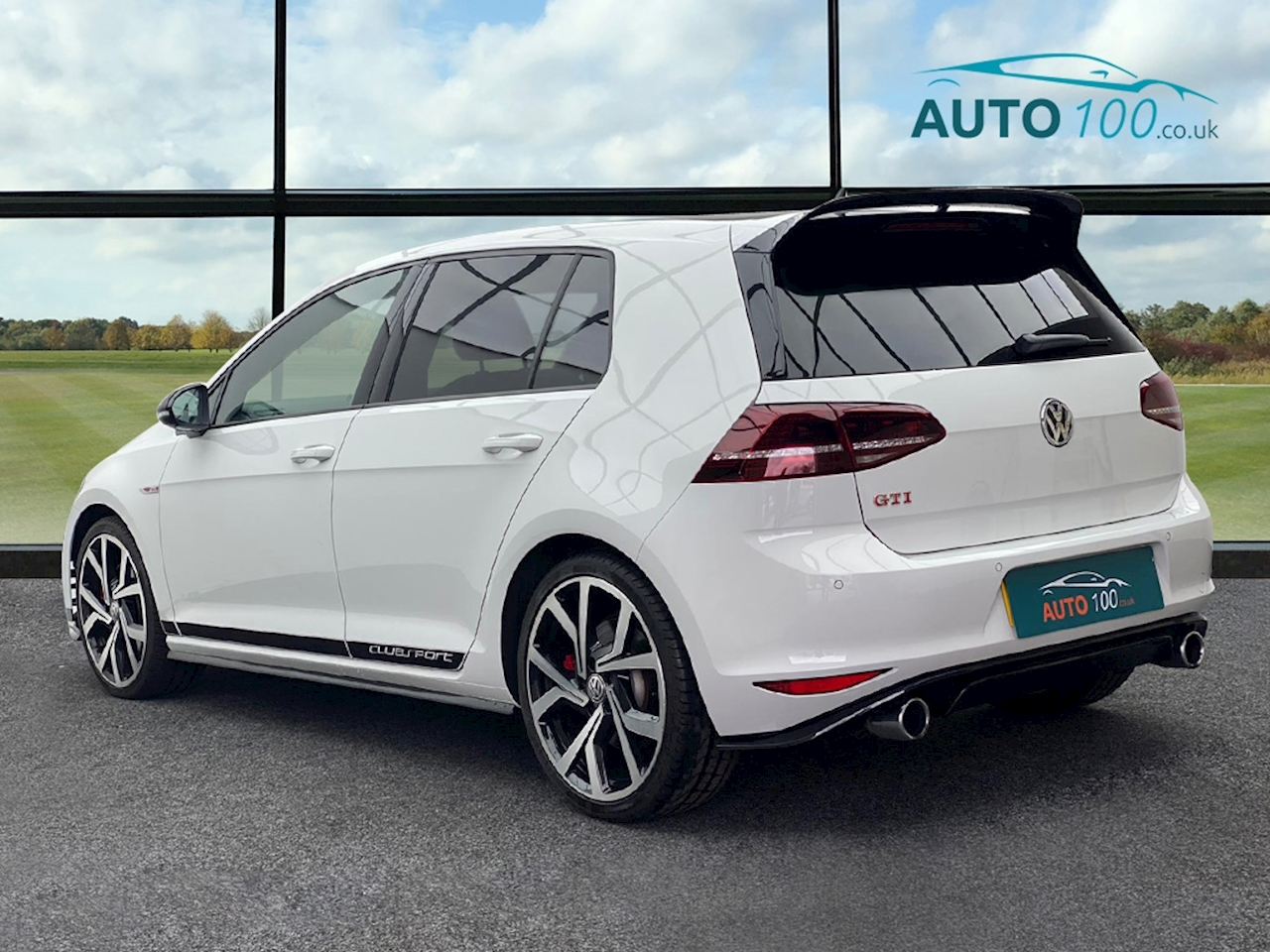 Used 2017 Volkswagen Golf Gti Clubsport Edition 40 Dsg For Sale U25837 Auto 100