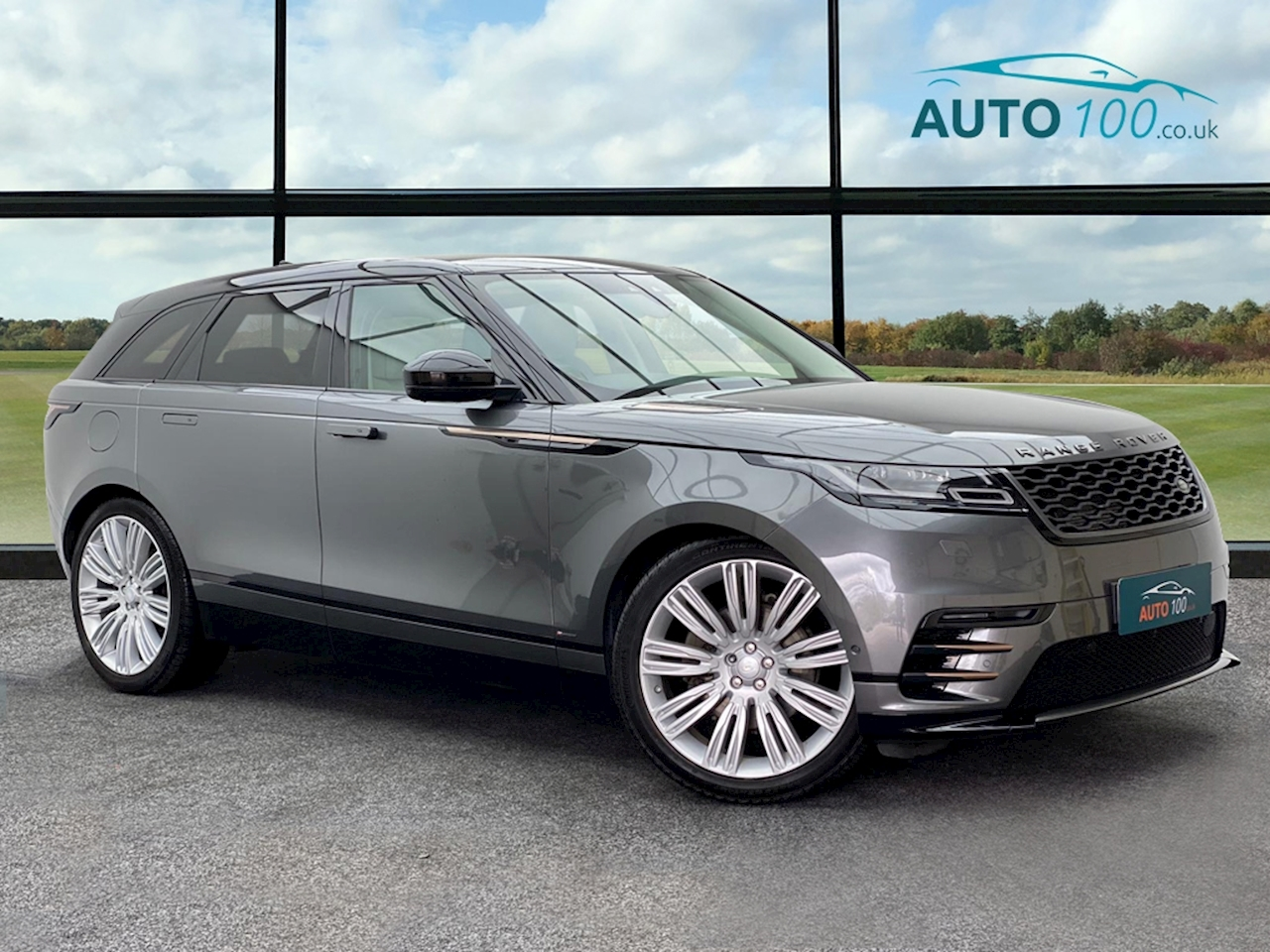 Land Rover Range Rover Velar R-Dynamic Hse Estate 3.0 Automatic Diesel