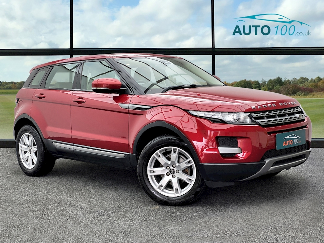 Land Rover Range Rover Evoque Sd4 Pure Estate 2.2 Manual Diesel