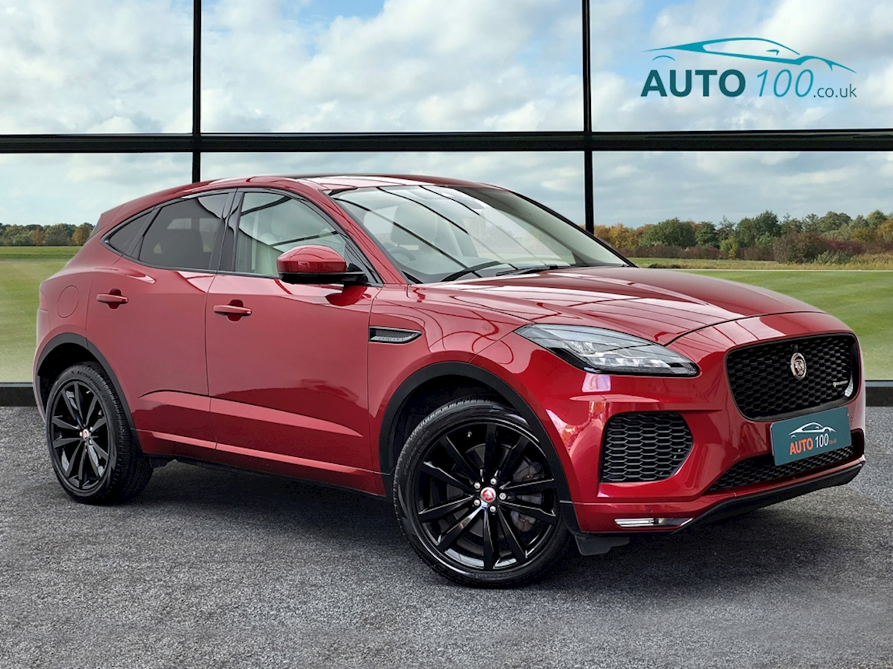 Jaguar E-Pace R-Dynamic S Estate 2.0 Automatic Petrol