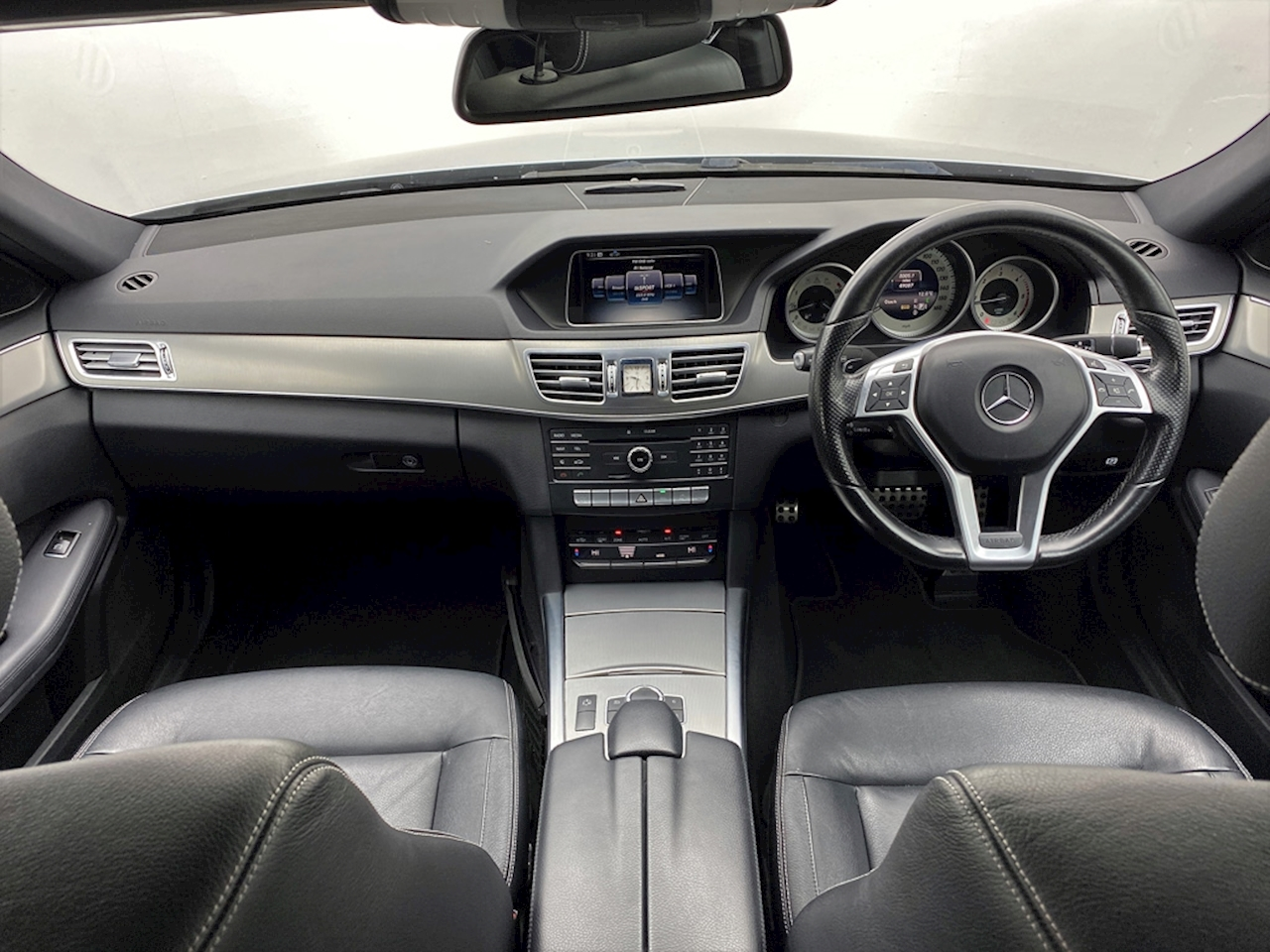 Mercedes-Benz E Class E220 Bluetec Amg Night Edition Saloon 2.1 Automatic Diesel