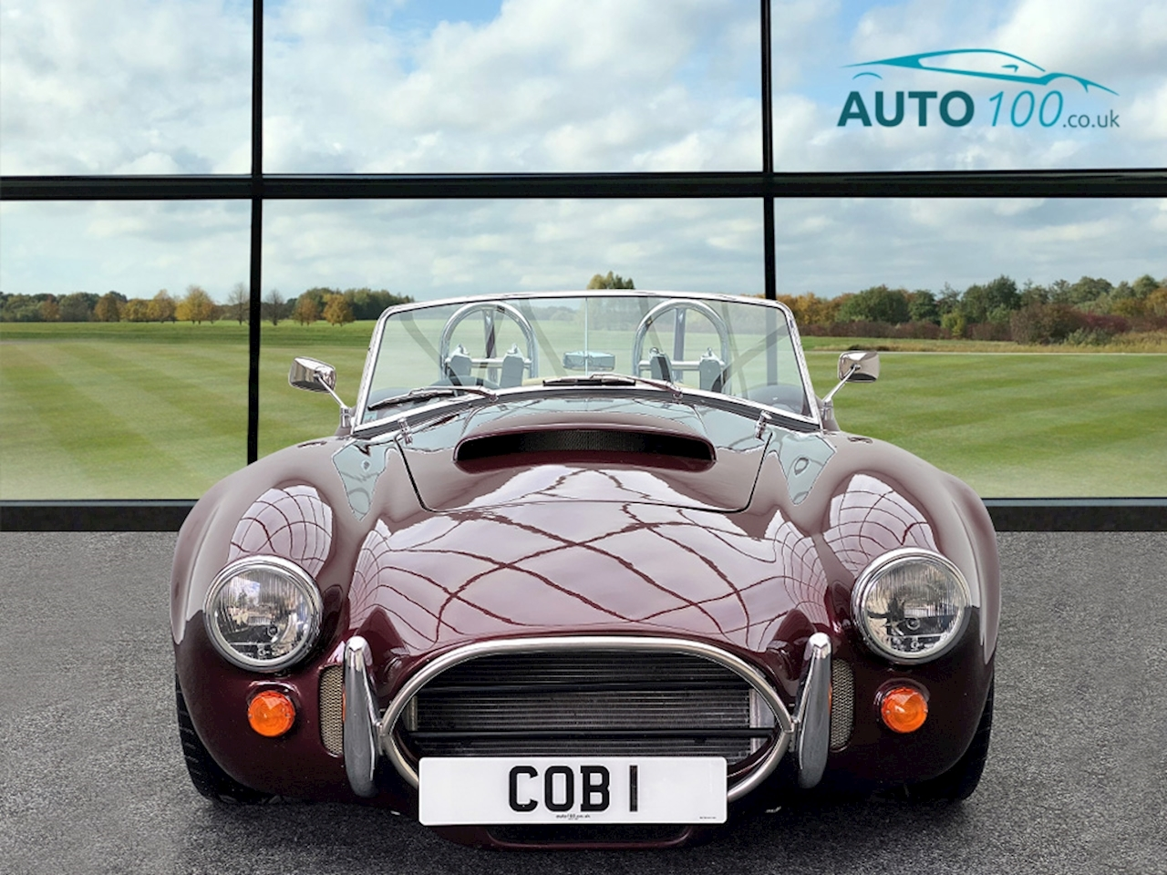 Dax AC Cobra 427 6.3 2dr Sports Petrol