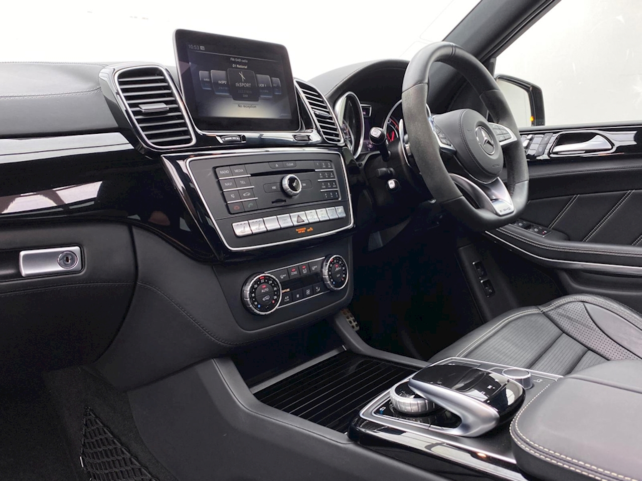 Mercedes-Benz Gls Amg Gls 63 4Matic Estate 5.5 Automatic Petrol