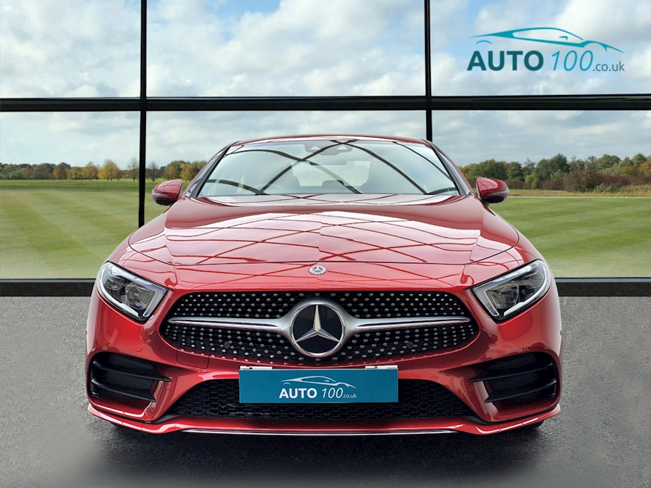 Mercedes-Benz Cls Cls 350 D 4Matic Amg Line Coupe 2.9 Automatic Diesel