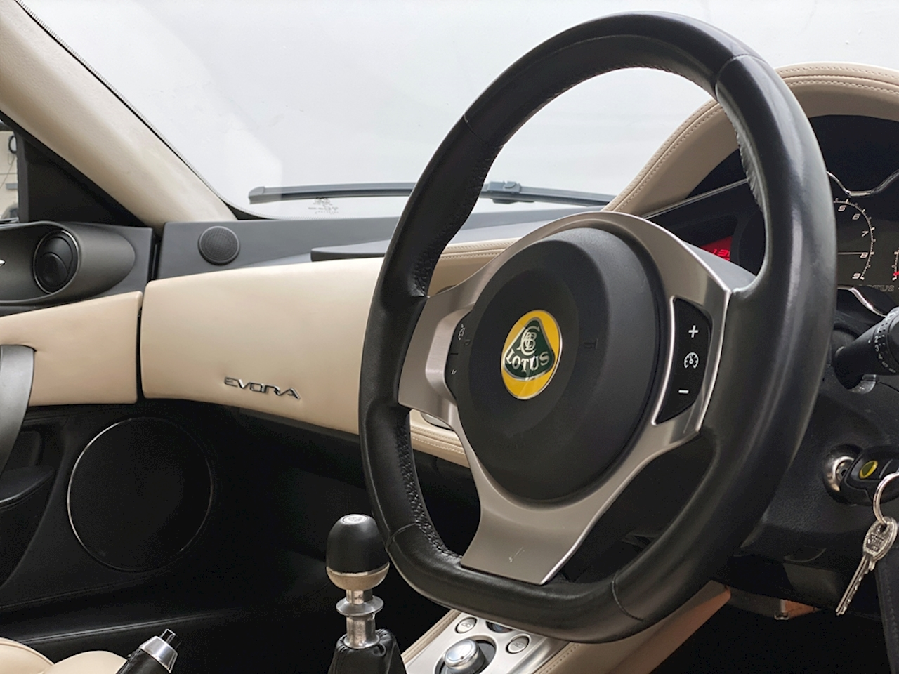 Lotus Evora V6 4 Coupe 3.5 Manual Petrol