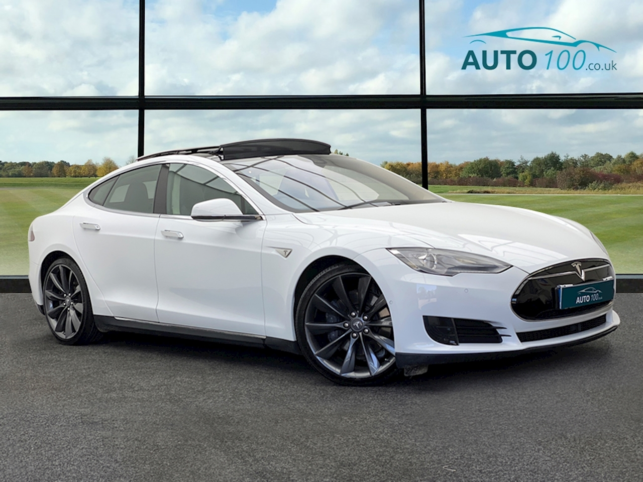Tesla Other British All Models Limousine 0.0 Automatic Electric
