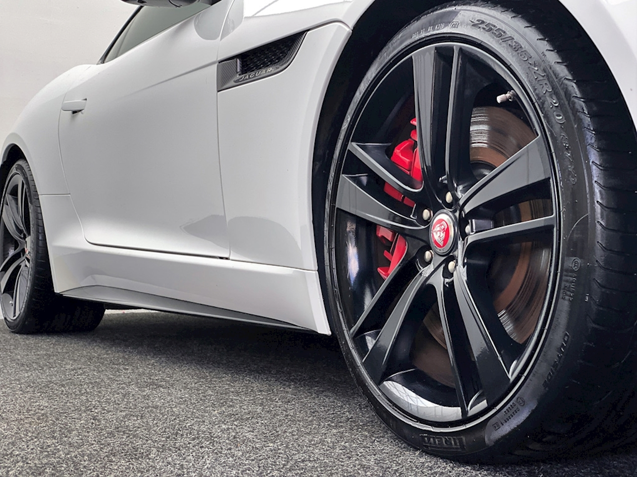 Jaguar F-Type R Coupe 5.0 Automatic Petrol
