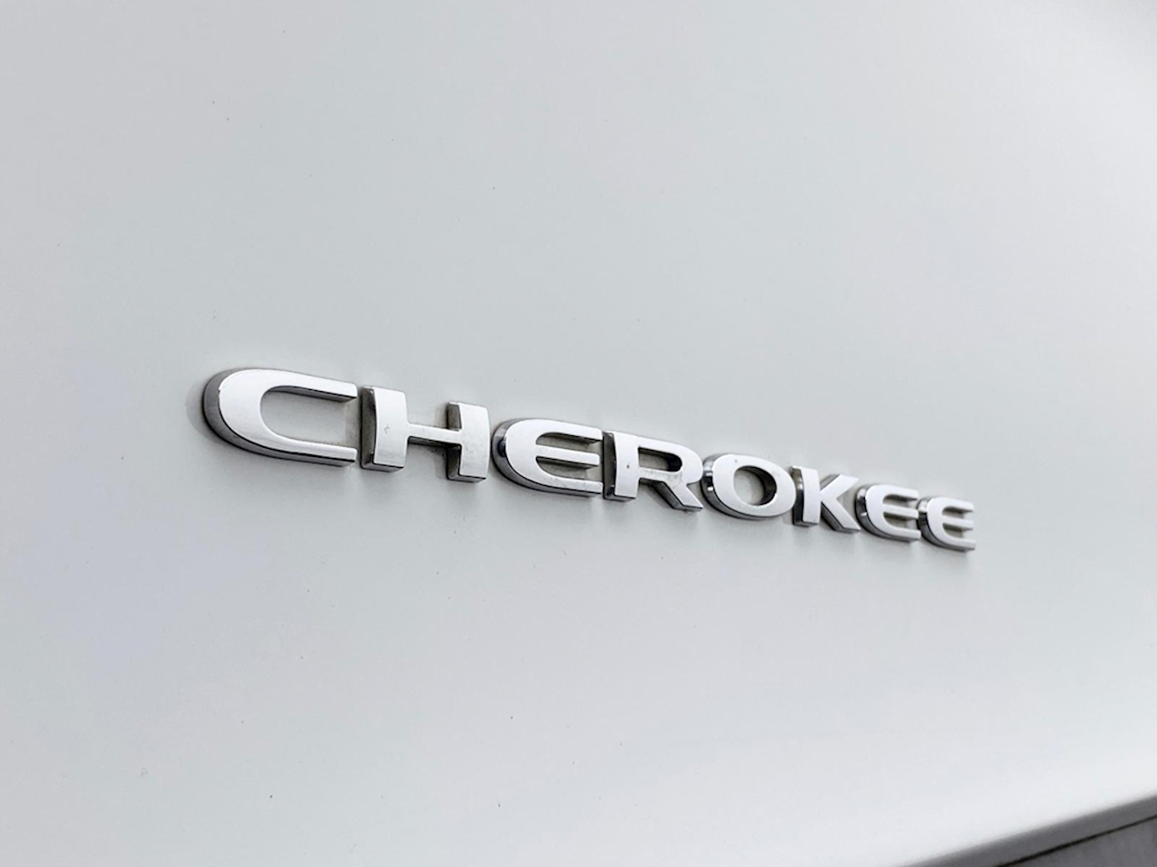 Jeep Cherokee M-Jet Limited Estate 2.0 Manual Diesel