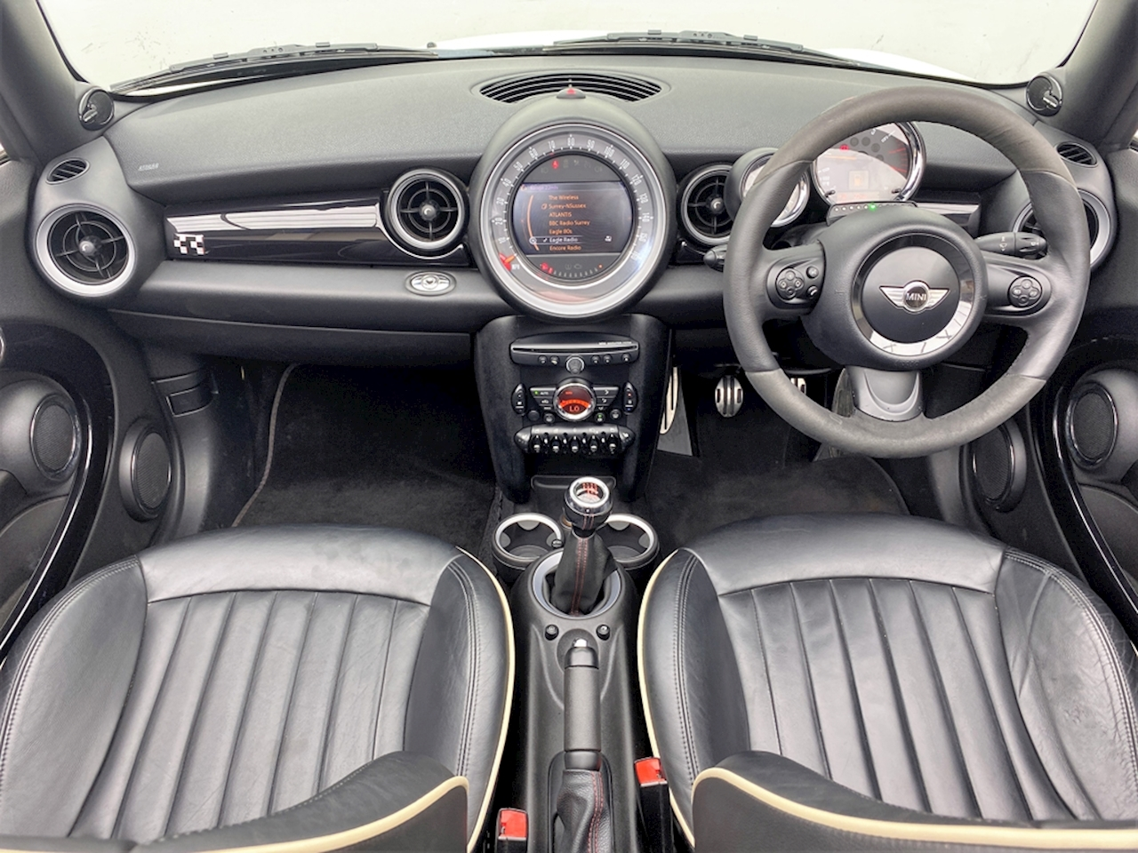 Mini Mini John Cooper Works 1.6 2dr Convertible Manual Petrol