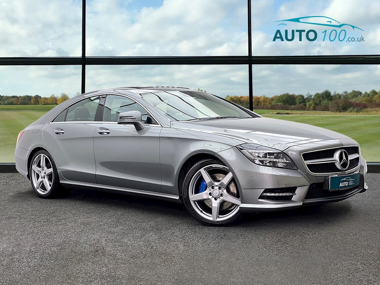 Mercedes-Benz Cls Cls350 Cdi Blueefficiency Amg Sport Coupe 3.0 Automatic Diesel