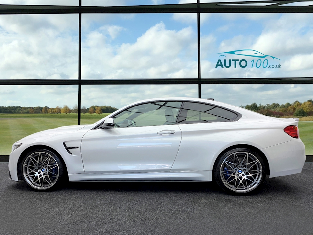 BMW 4 Series M4 Competition Package Coupe 3.0 Semi Auto Petrol
