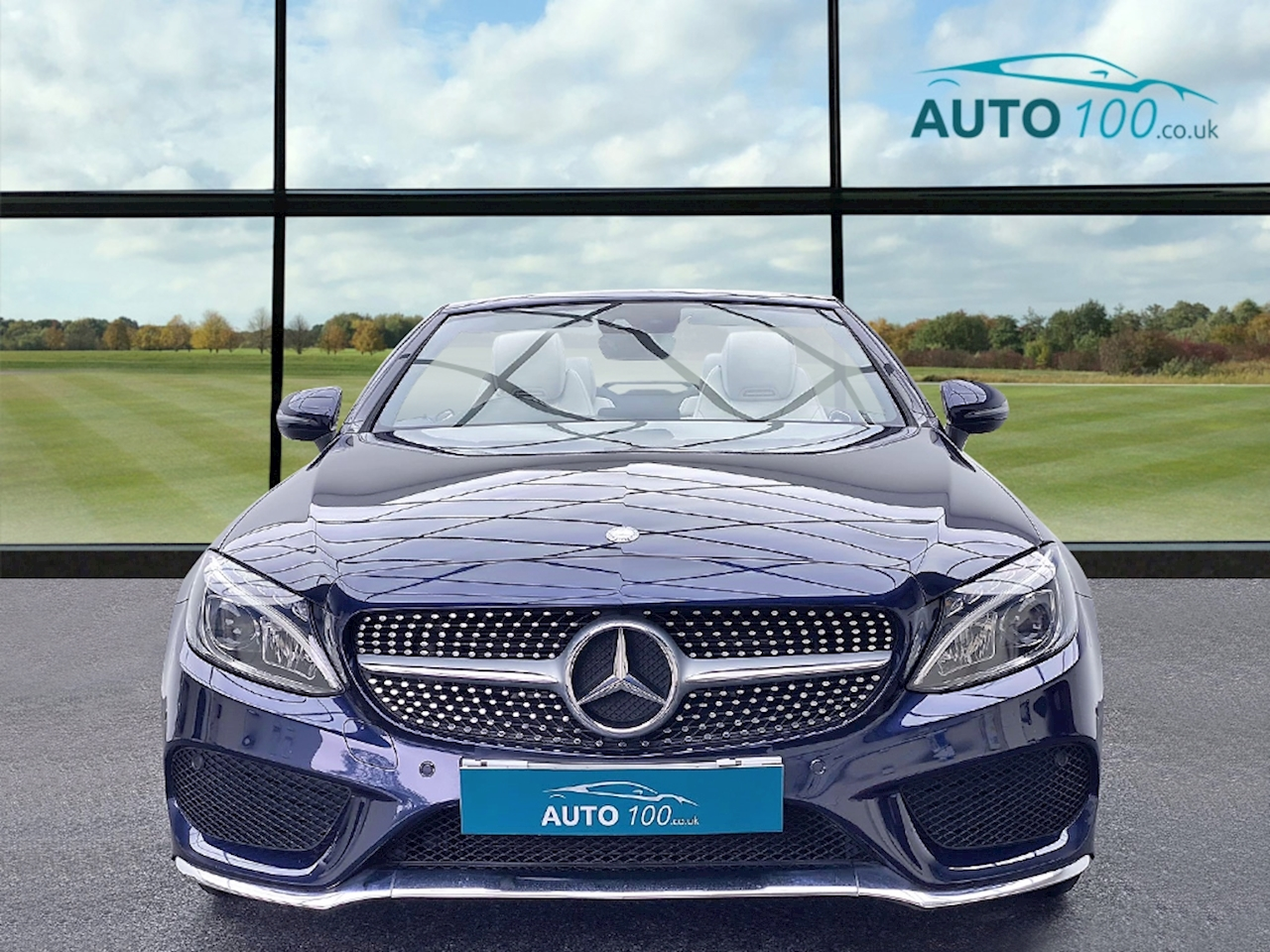 Mercedes-Benz C Class C 220 D 4Matic Amg Line Convertible 2.1 Automatic Diesel