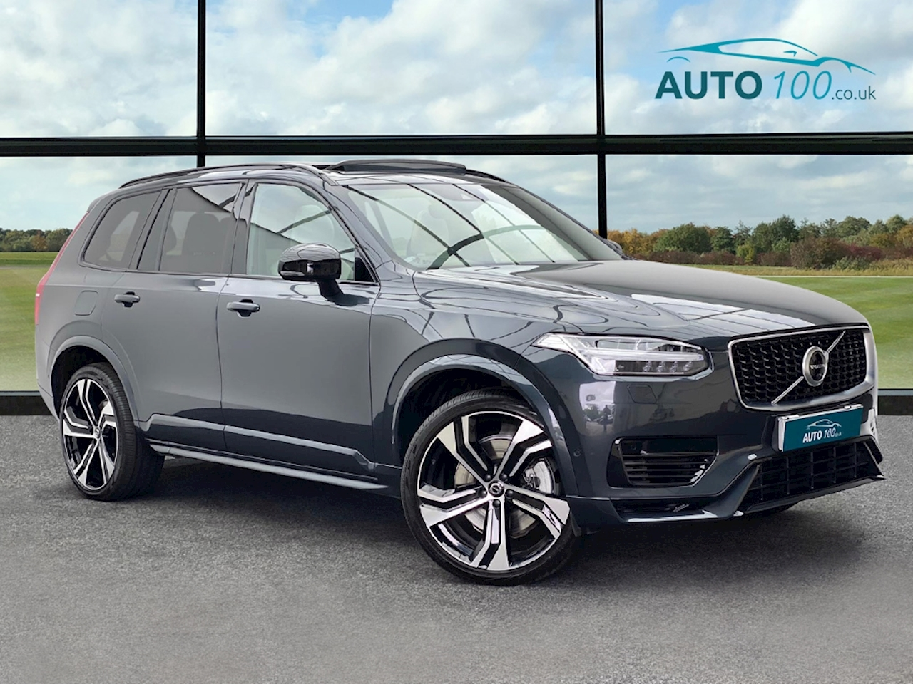 Volvo Xc90 T8 Twin Engine R-Design Pro Awd Estate 2.0 Automatic Petrol/Electric