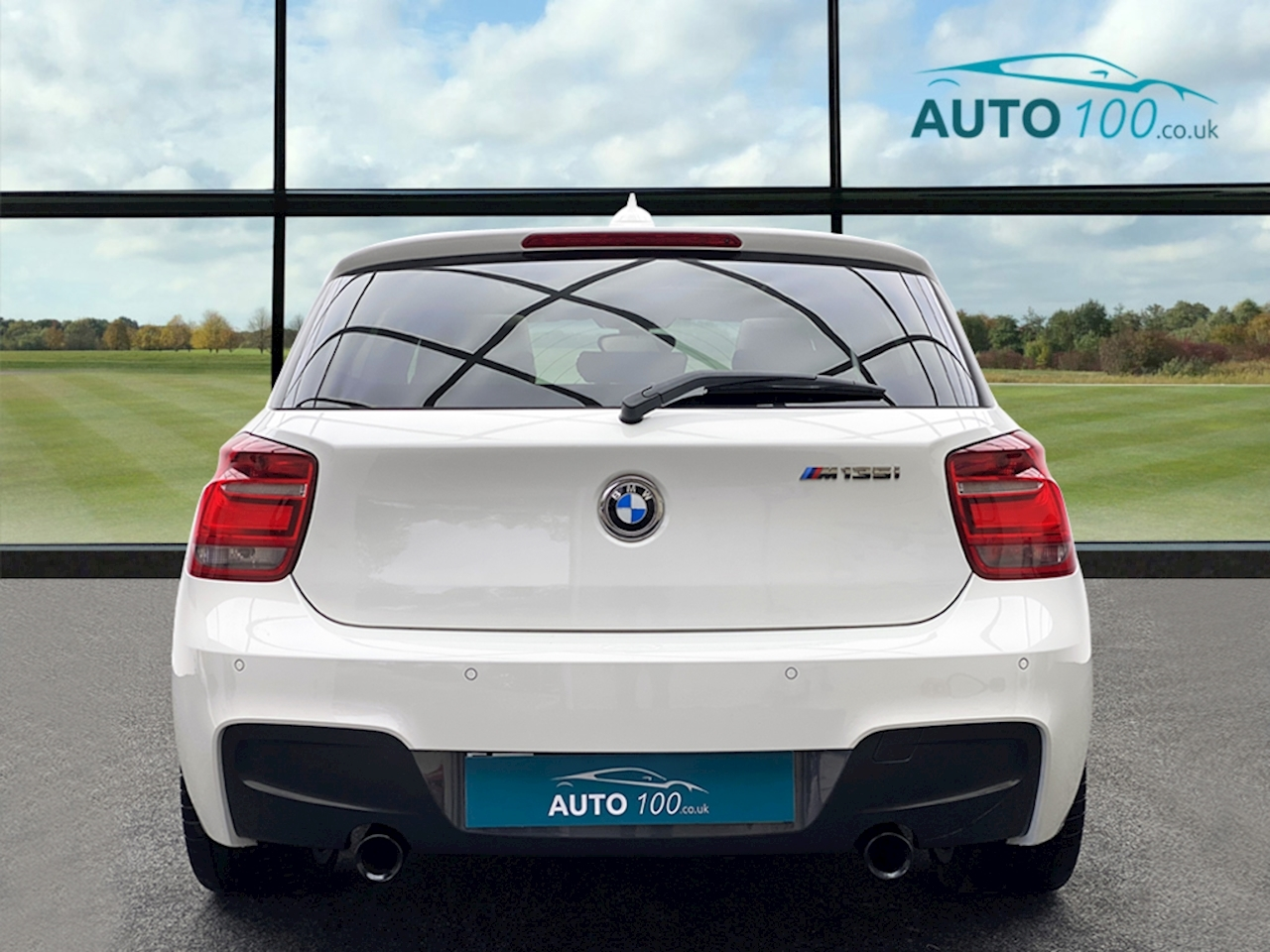 BMW 1 Series M135i Hatchback 3.0 Automatic Petrol