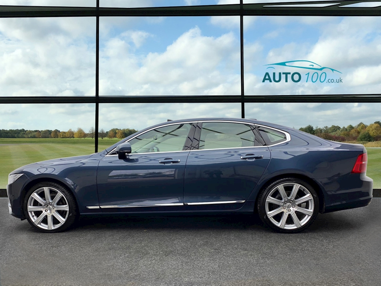 Volvo S90 D4 Inscription Pro Hatchback 2.0 Automatic Diesel