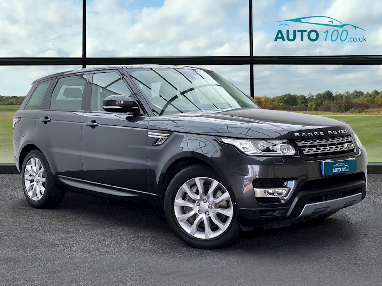 Range Rover Sport HSE SUV 3.0 Automatic Diesel