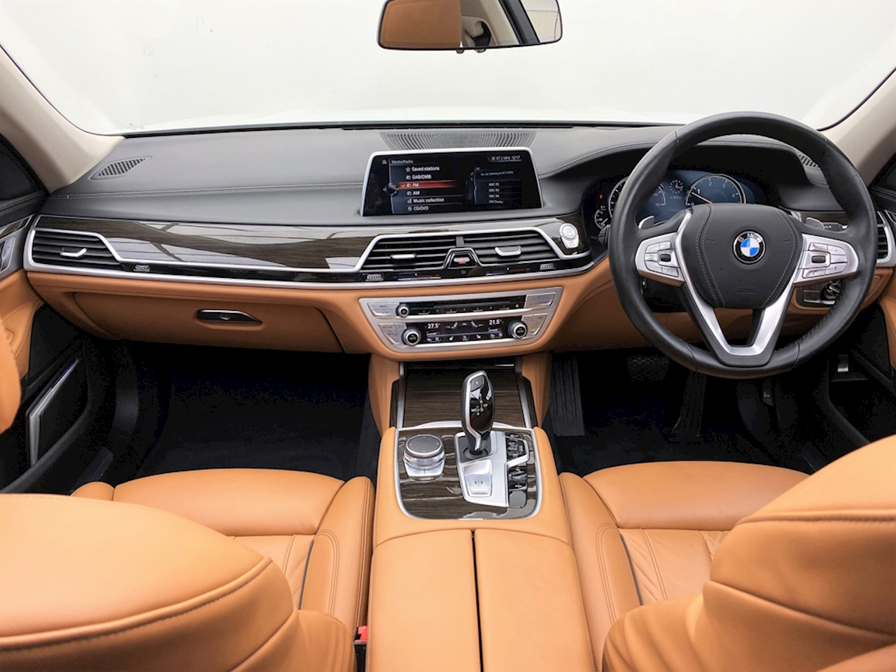 BMW 7 Series 730d Exclusive Saloon Saloon 3.0 Automatic Diesel