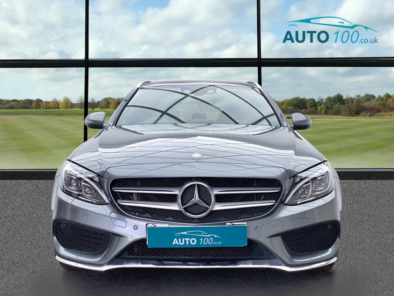 Mercedes-Benz C Class AMG Line Estate 2.1 G-Tronic+ Diesel