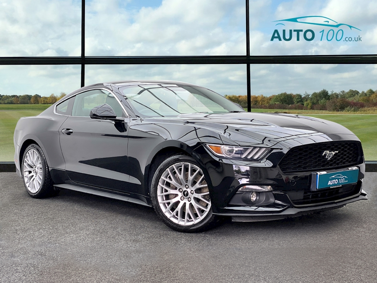Mustang 2.3T EcoBoost Fastback 2dr Petrol (317 ps) Fastback 2.3 Manual Petrol