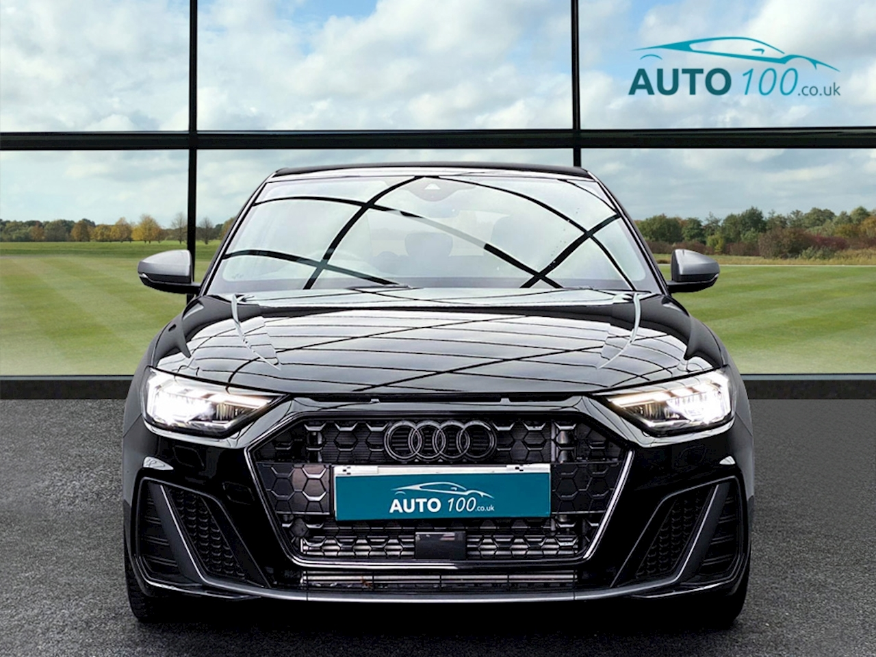 Audi A1 S line Competition Sportback 2.0 S Tronic Petrol