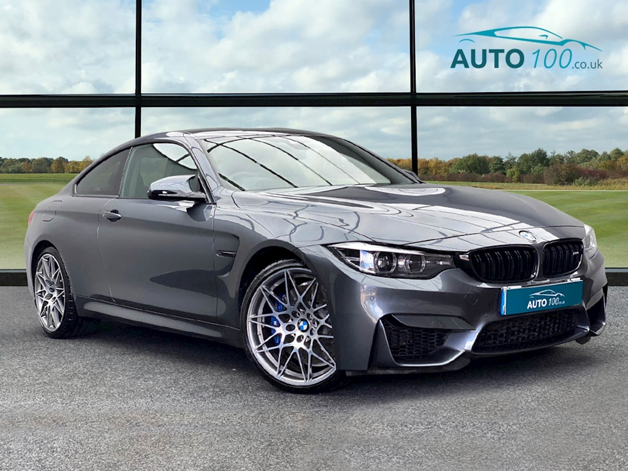 BMW M4 Series M4 Coupe Competition Package Coupe 3.0 Automatic Petrol