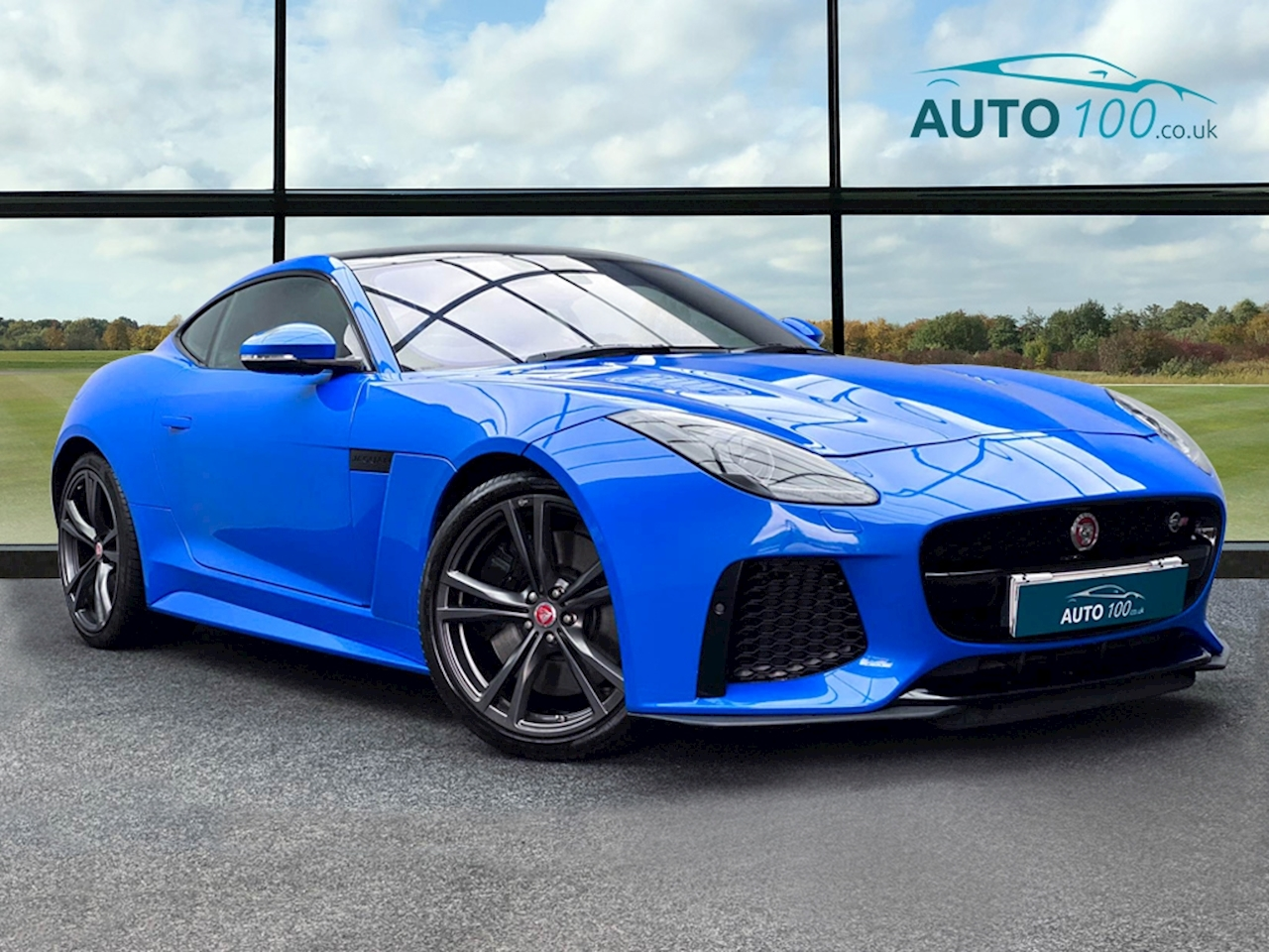 Jaguar F-Type SVR Coupe 5.0 Automatic Petrol