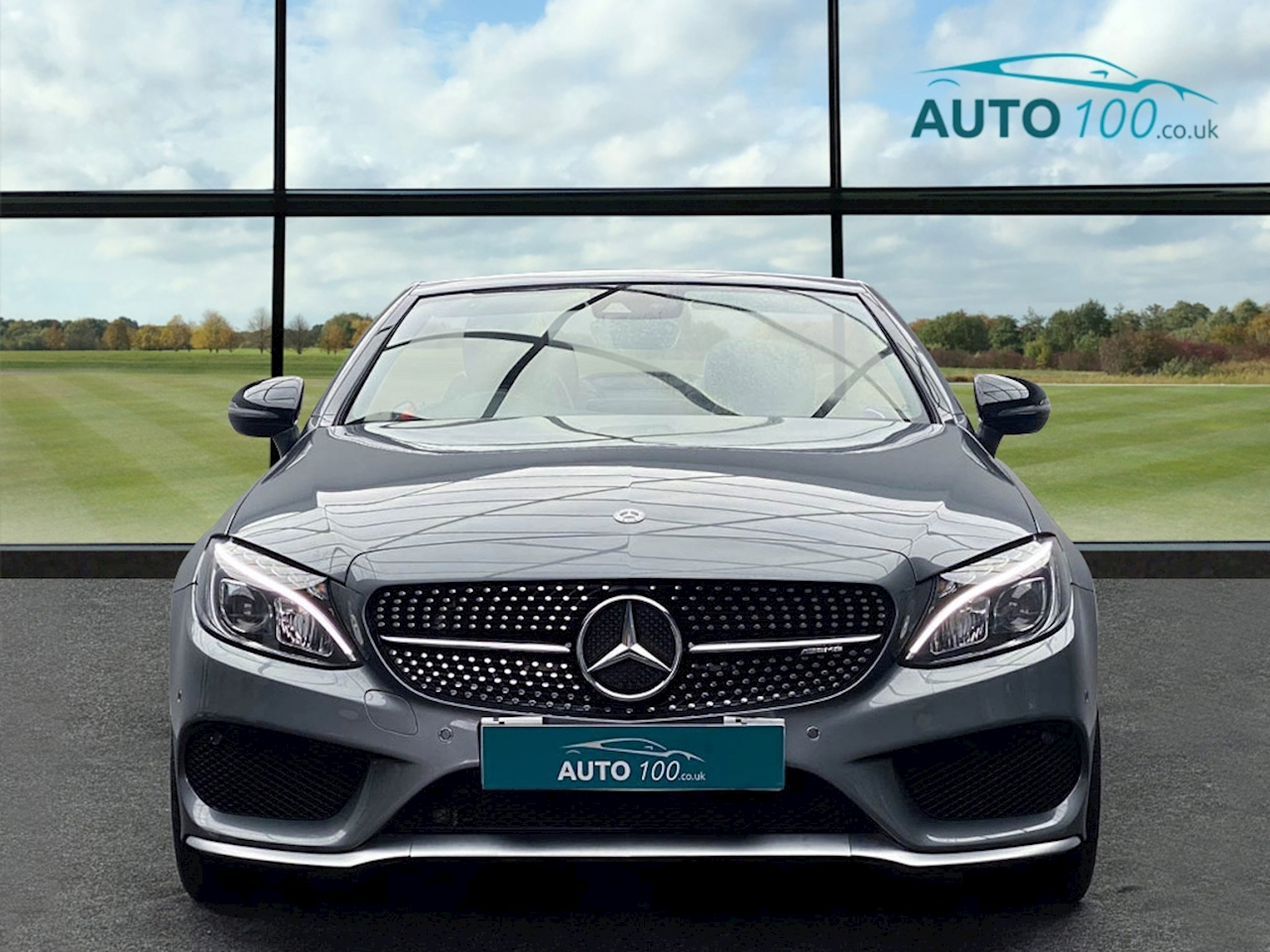 Mercedes-Benz C Class AMG Cabriolet 3.0 G-Tronic+ Petrol