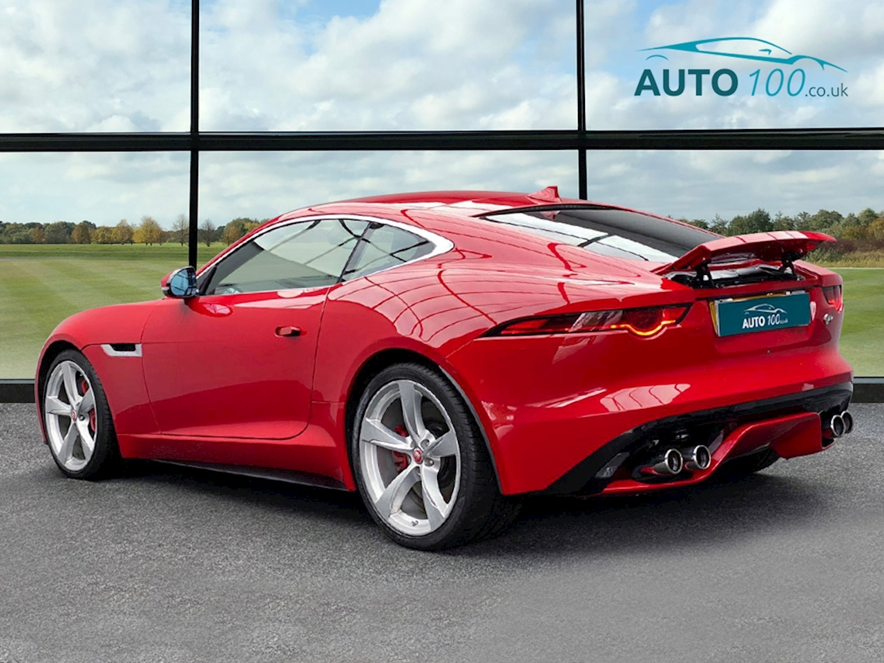 Jaguar F-Type R Coupe 5.0 Auto Petrol