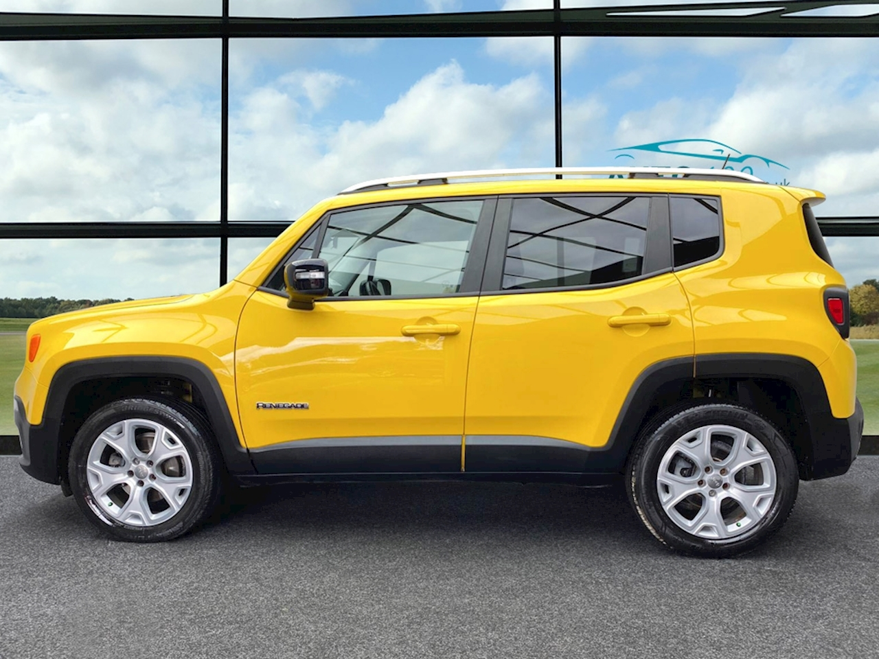 Jeep Renegade Renegade 2.0 Mj 140hp 4wd Auto Low Ltd Estate 2.0 Automatic Diesel