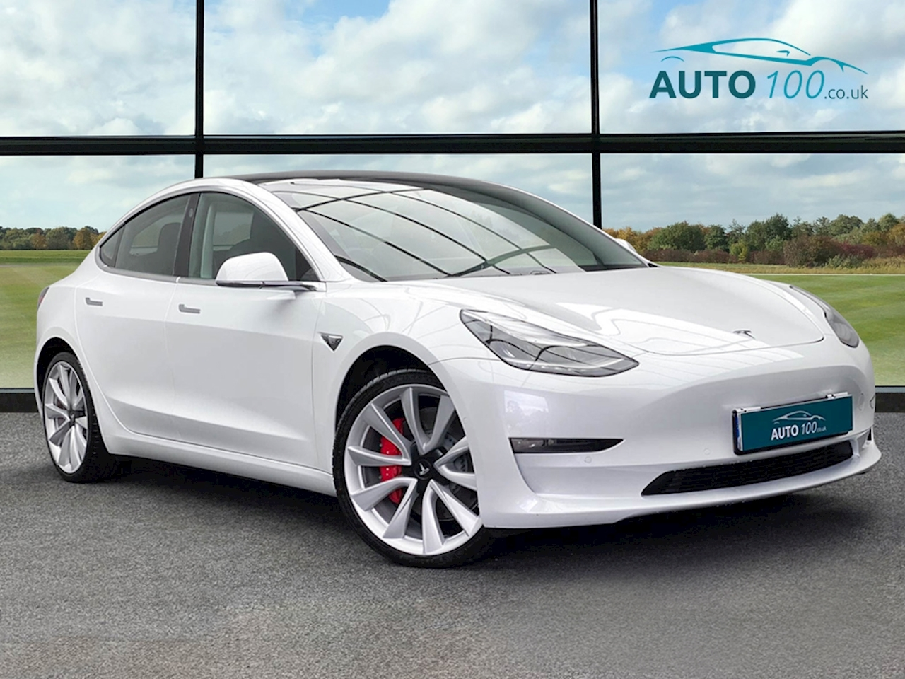 Tesla Model 3 Performance Saloon 0.0 Auto Electric