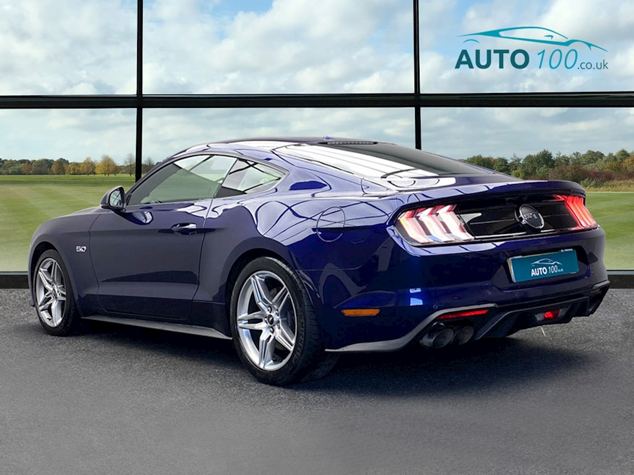 Ford Mustang GT Fastback 5.0 Manual Petrol